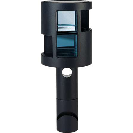Double Prism Optical Square